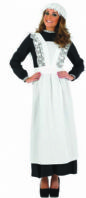 Victorian House Maid Costume  (3644)